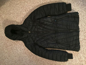 Girls Ivivva long winter jacket