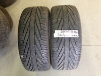 225/50R/16 2 Used Goodyear Assurance @ AutoTrax City of Toronto Toronto (GTA) Preview