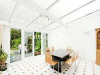 GROUND FLOOR GARDEN apartment in RESIDENTIAL AREA, close to vibrant cafes & shops of HAMPSTEAD.