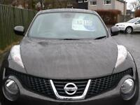 Nissan Juke 1.6 ( 190ps ) Tekna / High Spec / 22000 miles / F/S/H