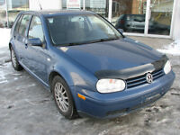2007 Volkswagen Golf Berline
