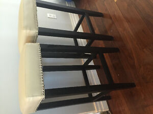Two Bar Stools from Bowring