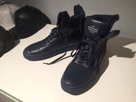 Men's shoes zip size 8 new