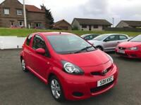 Toyota AYGO 1.0 VVT-i GO. Cheap Road Tax - Only £20, Finance Available