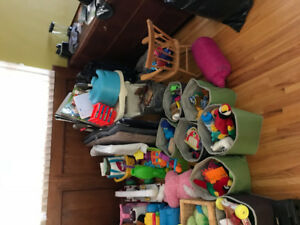 Our Dayhome is closing......everything must sell! Tons of Toys