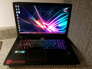 ASUS ROG STRIX GL702VI-WB74 UPGRADED GAMING LAPTOP