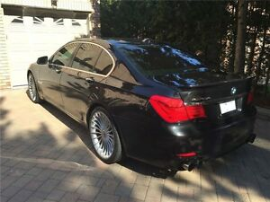 2011 BMW 7-Series Alpina B7 750i xDrive DINAN extended warranty