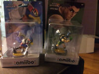 Looking for C.Falcon and DK amiibo