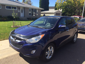 2011 Hyundai Tuscon Limited AWD For Sale