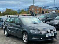 * * 2012 VW VOLKSWAGEN PASSAT 1.6 TDI ESTATE BLUEMOTION TECH S * * LOW TAX BAND