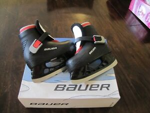 Bauer Lil Champs Skates (youth 8-9)
