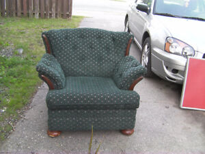 tiel wing back chair