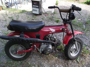 Honda Ct70 | Buy or Sell Used or New Motocross or Dirt ...