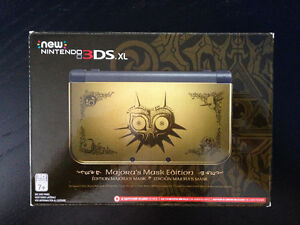 Nintendo New 3DS XL Zelda Majora's Mask