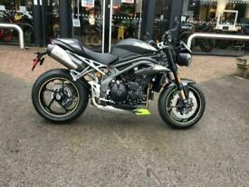 2020 Triumph SPEED TRIPLE RS Naked Manual
