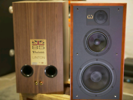 Wharfedale Heritage 85 Edition Lintons & stands