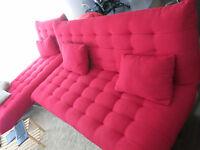 Canapé-lit en excellent état/Mint condition sofa bed