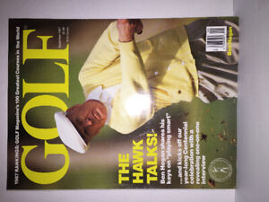 Golf Magazines ( 1984 - 1987 ) 15 Total Mags