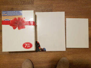 9 CANVASES