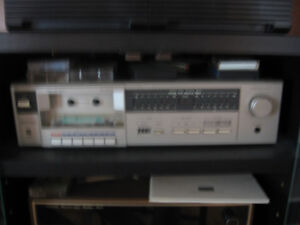 DUAL-DOLBY CASSETTE PLAYER-RECORDER