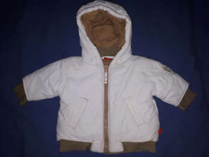 Baby Boys Jacket Size 0/3mts,EUC