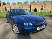 2009 (58) Jaguar X-TYPE 2.0D 2009MY S
