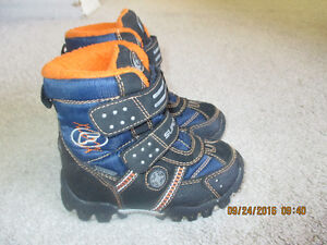 SuperFit Winter Boots, size 7, $10