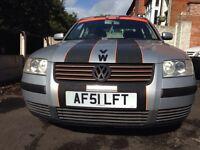 Bargain VW Passat Low Miles 1 owner since 2004 looks & drives great 12 months mot