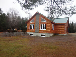 Water Front Property with Guess House & 6 Lots for Campers