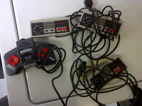 Nintendo NES Controllers Manettes Quickshot Standard - 5$ Each