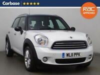 2011 MINI COUNTRYMAN 1.6 Cooper D 5dr