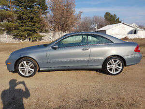 2006 Mercedes-Benz CLK350 Coupe * LOCAL CAR FROM NEW *