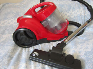 Shop Clean-up Canister Vacuum - No Bags