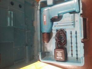 Vintage Makita Hand Drill