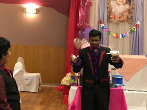 Magic show at affordable prices
