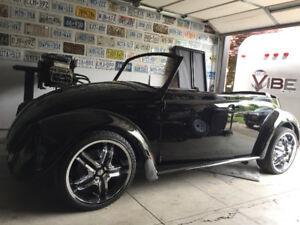 1967 VW Beetle Convertible Custom