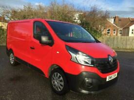 2016 Renault Trafic 1.6 dCi 27 Business SWB Standard Roof EU5 5dr