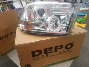 projection halo for dodge ram