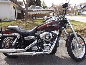 2011 Harley Davidson Super Glide Custom for sale.