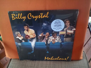 never opened billy crystal record marvelous