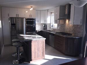 Kitchen Cabinets and Millwork / Armoire de cuisines sur mesure Gatineau Ottawa / Gatineau Area image 10