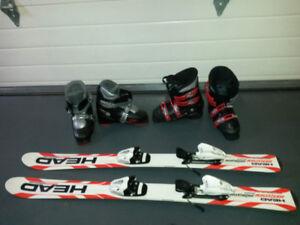 Bottes ski alpin