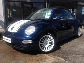 2005 (54) Volkswagen Beetle 1.9TDI Convertible *2 Owners* (Finance Available)