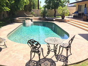 Private Oasis in South Palm Desert with 2 King Master Suites