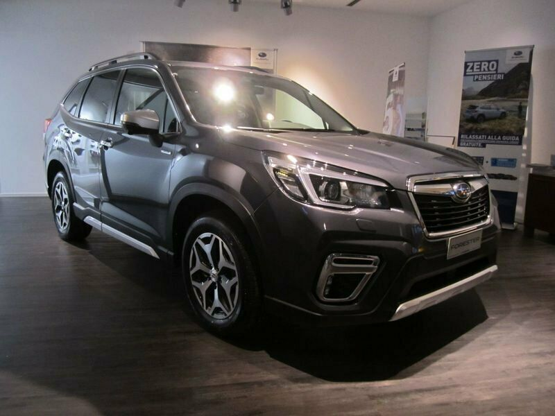 Subaru Forester 2.0 e-Boxer MHEV Lineartronic Style