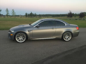 2011 BMW M3 V8 Convertible 25th Anniversary Frozen Gray Matte