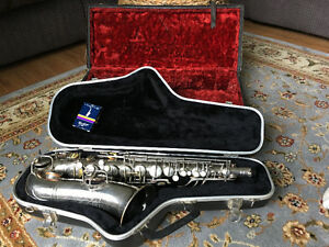"Conn New Wonder 'Chu Berry"" Alto Saxophone"