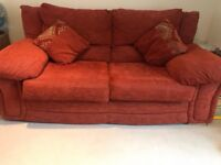 Comfortable 2 Seater Sofa Bed