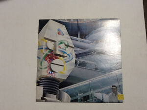 THE ALAN PARSONS PROJECT Vinyl Record Collectible