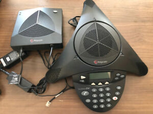 Conference Phone - Polycom wireless